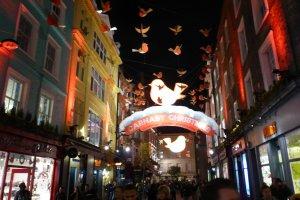 26 Carnaby Street, Soho, London W1F 7DF, UK