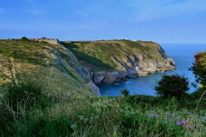 South West Coast Path, Brixham, Torbay TQ5, UK