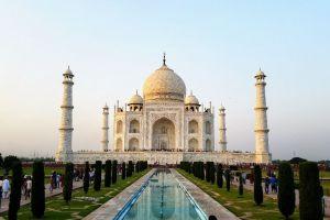 Taj Mahal Garden, Taj Mahal Internal Path, Taj Ganj, Agra, Uttar Pradesh, 282006, India