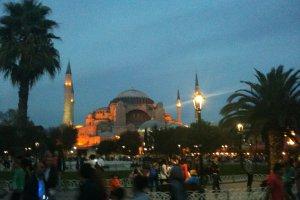 Binbirdirek Mahallesi, Sultan Ahmet Parkı, 34122 Fatih/İstanbul, Turkey
