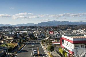Nakatsugawa By-pass, Nakatsugawa-shi, Gifu-ken, Japan