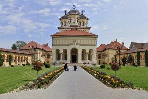 Piața Tricolorului, Alba Iulia, Romania