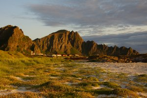 Photo taken at Bleiksv 29, 8480 Andenes, Norway with SONY SLT-A77V