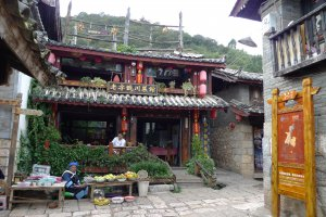 Xi Shan Xiang, Gucheng Qu, Lijiang Shi, Yunnan Sheng, China