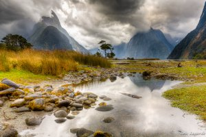 Photo taken at 113-133 Milford Sound Highway, Milford Sound 9679, New Zealand with Canon EOS 5D Mark III