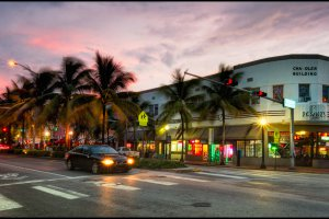 Photo taken at 1455-1497 Washington Ave, Miami Beach, FL 33139, USA with Canon EOS 7D