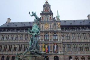 Grote Markt 36, 2000 Antwerpen, Belgium