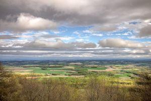 Appalachian National Scenic Trail, Raberts Corner, Lynn Township, Lehigh County, Pennsylvania, 18122, USA
