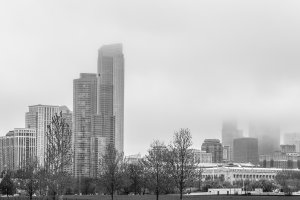 Photo taken at 1521 South Linn White Drive, Chicago, IL 60605, USA with Canon EOS 6D