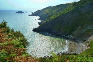 South West Coast Path, Kingswear, Dartmouth, Devon TQ6 0EQ, UK