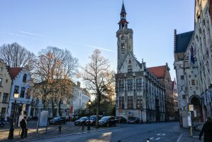 Jan van Eyckplein 6, 8000 Brugge, Belgium