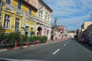 Strada Călăraşilor, Reghin 545300, Romania