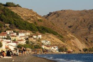 Eparchiaki Odos Kallonis-Skala Eresou, Skala Eresou 811 05, Greece