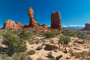 Photo taken at Arches National Park, Arches Scenic Drive, Moab, UT 84532, USA with NIKON D800E