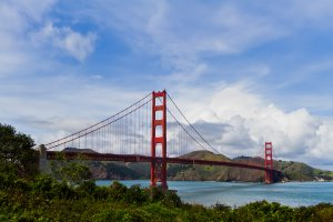 Photo taken at Golden Gate Bridge, San Francisco, CA, USA with Canon EOS 7D