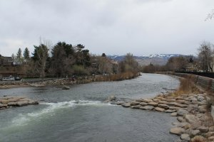 Truckee River Lane, Reno, NV, USA