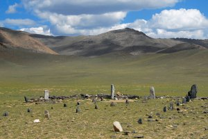 Altai - Uyench, Mongolia