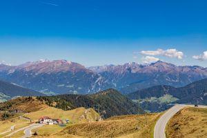 Panorama-Hütte, Jaufenstraße - Via Passo Giovo, Ratschings - Racines, Wipptal - Alta Vall'Isarco, South Tyrol, Trentino-Alto Adige/Südtirol, 39040, Italy