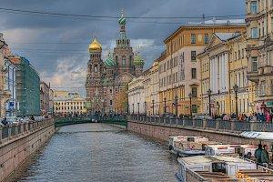 neberezhnaya kanala Griboyedova, 21, Sankt-Peterburg, Russia, 191186