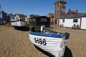 Old Coastguard Lookout, Crag Path, Aldeburgh, East Suffolk, Suffolk, East of England, England, IP15 5DS, United Kingdom