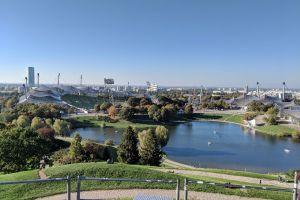 Olympiaberg, Martin-Luther-King-Weg, Olympiapark, Bezirksteil Am Riesenfeld, Stadtbezirk 11 Milbertshofen-Am Hart, Munich, Upper Bavaria, Bavaria, 80809, Germany