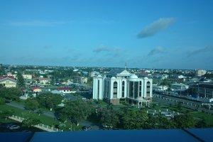 Seawall Public Road, Georgetown, Guyana