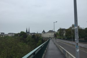 Photo taken at Viaduc, 2348 Luxembourg, Luxembourg with Apple iPhone 6