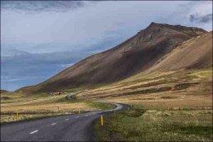 Útnesvegur, Iceland