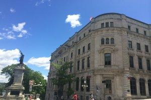16 Rue De Buade, Ville de Québec, QC G1R 4A1, Canada
