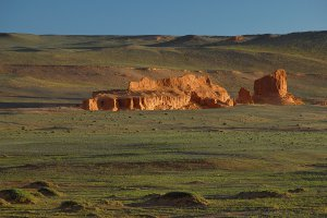 Булган - Баянзаг, Mongolia