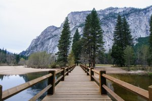 Hiking Trail, Yosemite Valley, CA 95389, USA
