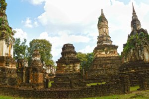 Unnamed Road, Amphoe Si Satchanalai, Chang Wat Sukhothai 64190, Thailand