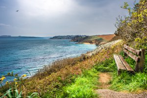 South West Coast Path, Truro, Cornwall TR2, UK