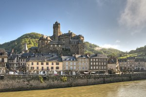 Photo taken at 2 D22, 12190 Estaing, France with NIKON D300