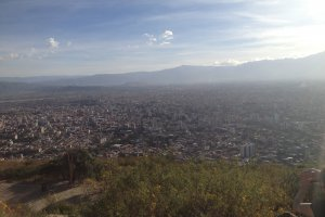 Avenida de la Concordia, Cochabamba, Bolivia