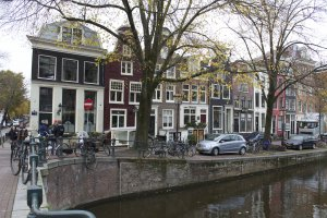 Photo taken at Spiegelgracht, 1017 Amsterdam, Netherlands with Canon EOS 1100D