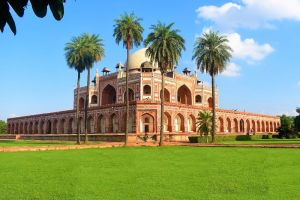 Humayun's Tomb Complex, Humayun's Tomb Parking, Lodhi Colony, South East Delhi, Delhi, 110013, India
