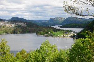 E39 80, 4400 Flekkefjord, Norway