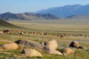 Altai - Tsetseg, Mongolia