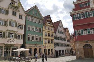 3, Rathausplatz, Innenstadt, Esslingen, Landkreis Esslingen, Regierungsbezirk Stuttgart, Baden-Württemberg, 73728, Germany