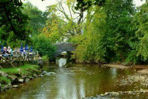 2 Bow Bridge House Cottages, Ashprington, Totnes, Devon TQ9 7EE, UK
