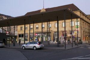 Avenue de la Gare, 2000 Neuchâtel, Switzerland