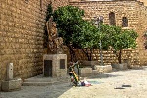Har Tsiyon Street, Jerusalem, Israel