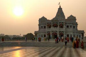 Bhaktivedanta Swami Marg, Vrindavan, Chhatikara, Mathura, Uttar Pradesh, 281121, India