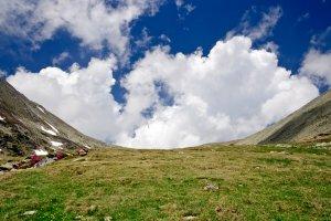 Retezat National Park, Culmea Păpuşa-Custura, Romania