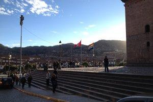 Portal Belen, Cusco, Peru