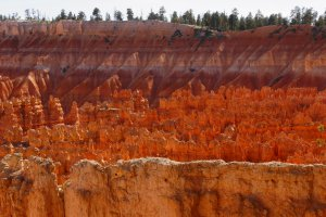 Photo taken at Bryce Canyon National Park, Rim Trail, Bryce, UT 84764, USA with SONY SLT-A77V