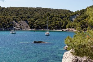 Photo taken at Mlina 10, 21450, Hvar, Croatia with Canon EOS 7D Mark II