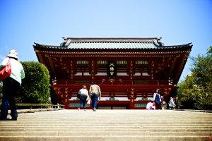 Japan, 〒248-0005 Kanagawa-ken, Kamakura-shi, Yukinoshita, 2 Chome−1 舞殿
