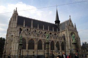 Egmontstraat 13, 1000 Brussel, Belgium